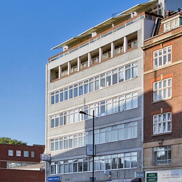 Office space in Barkat House, 1 & 2 Floor, 116-118 Finchley Road